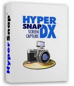 برنامج HyperSnap-DX عملاق التقاط الصور من الشاشة و عمل الشروحات عليها